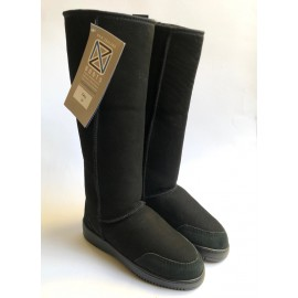 New Zealand Boots Tall black OUTLET 37