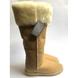 New Zealand Boots Musketeer Sand OUTLET 41
